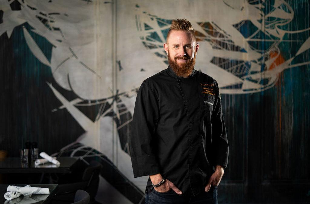 DiningOut interviews Chef Justin Adrian