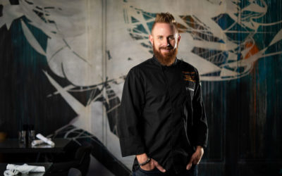 DiningOut interviews Chef Justin Adrian