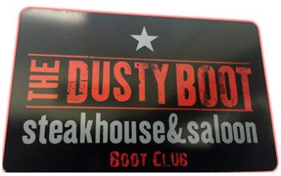 The Boot Club Card just got better